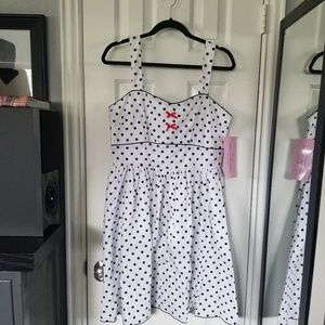 LOLITA GIRL Cotton Dress Sz XL NWT